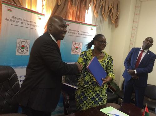 Elevage: La banque mondiale consolide son partenariat avec le Burkina Faso