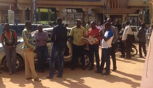 Fonction publique burkinabè: Les inspecteurs et contrôleurs du travail en sit-in pour 48 heures