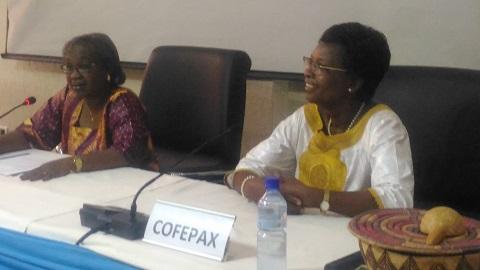 Femmes, Paix et sécurité: Le NDI et la COFEPAX conjuguent  des efforts autour  de femmes leaders des régions du Burkina