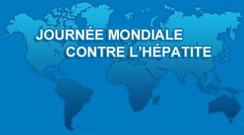 Journée mondiale contre l'hépatite virale:  Eliminer la maladie à travers la sensibilisation, la prévention et le dépistage