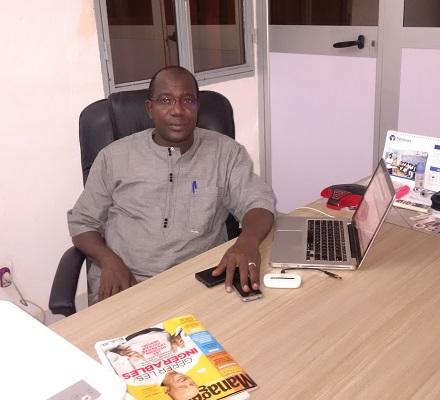 Entreprenariat des jeunes au Burkina: M.Noufou KANAZOE conseille de toujours choisir son domaine de passion