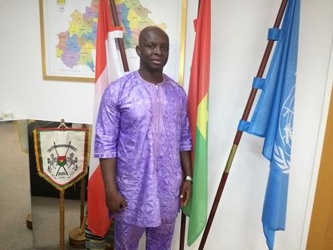 Désarmement et interdiction des essais nucléaires: «La paix et la sécurité sont les fondements indispensables pour un développement durable», Régis Kévin BAKYONO, diplomate