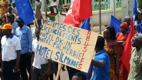 Burkina Faso: L'unité d'action syndicale (UAS) dénonce des '' licenciements abusifs'' de travailleurs