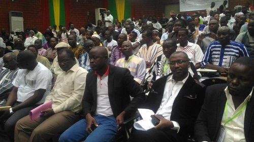 Vie politique burkinabè: L'ADD, un nouveau soutien au pouvoir Roch Kaboré