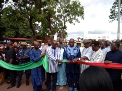 Voiries urbaines au Burkina Faso: Le Premier ministre Paul Kaba Thiéba a inauguré l'avenue Daniel Ouézzin Coulibaly de Bobo-Dioulasso