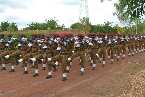 Armée burkinabè: Les trois régions militaires ont de nouveaux chefs