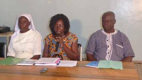 Délivrance de cartes d'invalidité au Burkina: L'Organisation Dupont pour le Développement Social a formé des acteurs à Bobo-Dioulasso