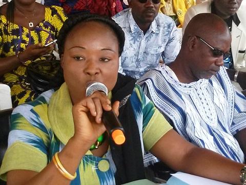 Arrondissement 3 de Ouagadougou: Rainatou Sawadogo dresse le bilan de sa première année de gestion