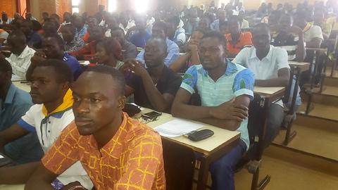 Insertion socioprofessionnelle des jeunes: 500 millions de FCFA pour au moins 700 diplômés en 2017