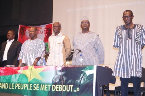Révolution d'août 83: Anciens compagnons et héritiers de Thomas Sankara se souviennent