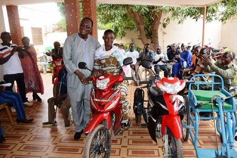 MPP: Du matériel roulant pour les personnes en situation de handicap