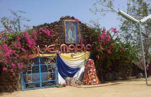 Programme de l'Assomption 2017 au Sanctuaire Notre Dame de Yagma