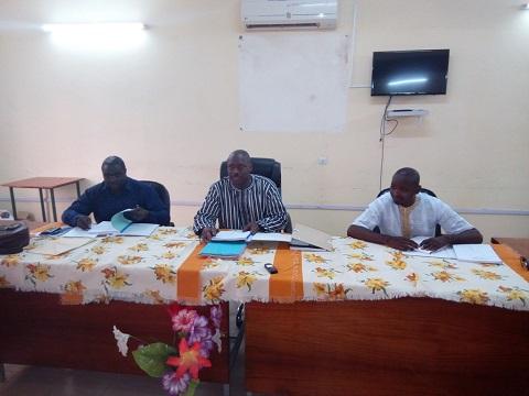 Conseil d'Administration de l'Université Norbert Zongo de Koudougou: Les membres formés à Bobo-Dioulasso