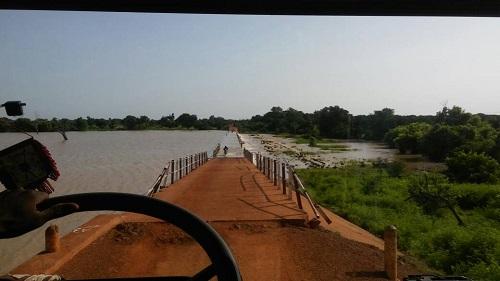 Route Fada-Diapaga: Le calvaire des passagers!