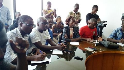 Sports: Taïrou Bangré fait le point de la participation du Burkina aux Jeux de la Francophonie