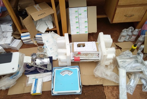 Bobo-Dioulasso: Environ 13 000 000 Frs CFA de produits pharmaceutiques détournés par un agent de santé