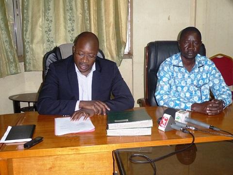 Education au Burkina: IAMGOLD Essakane a offert deux bourses d'études supérieures