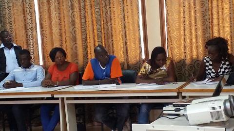 Justice: Le Mouvement des jeunes pour la paix souhaite l'expulsion de Yacouba Isaac Zida