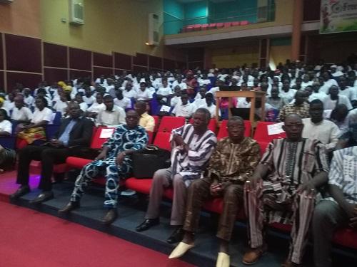 Journée internationale de la jeunesse: Une conférence publique a été initiée au profit des jeunes