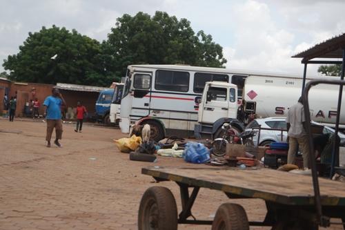 Grève des chauffeurs routiers: En attendant la reprise des activités des compagnies de transport…