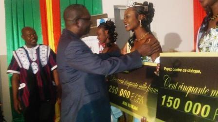 Miss Burkina 2017:  Foulératou Combary, la miss régionale de l'Est empêchée par son fiancé