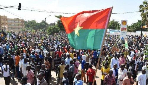 Le Burkina Faso à la croisée des chemins