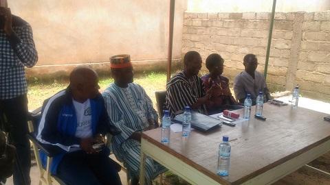 Tournée de députés MPP du Kadiogo: Le gouvernement invité à améliorer sa communication