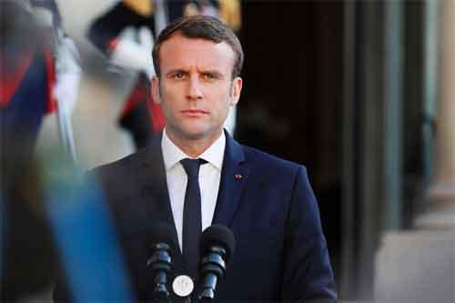 Attaque du restaurant Istanbul: Le président français, Emmanuel Macron, salue la mobilisation efficace des autorités burkinabé