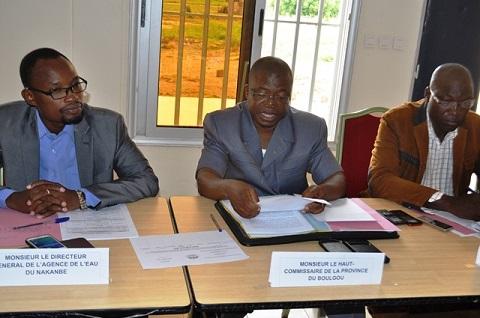 Lutte contre l'ensablement du Nakanbé: Le CLE Bagré aval Est s'outille