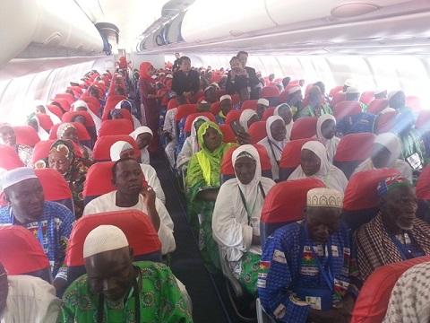 Hadj 2017: Les premiers pèlerins burkinabè ont quitté Ouagadougou pour la terre sainte