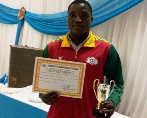 Nuit des lauréats: La Fédération burkinabè de football récompense les meilleurs footballeurs de la saison