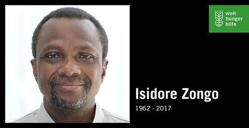 Décès de Monsieur Isidore Bénéwendé Nonga ZONGO: Faire part