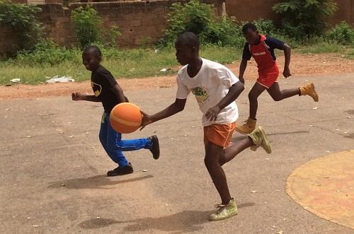 Basketball: La nouvelle passion des jeunes burkinabè