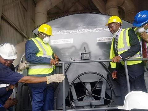 Cimenterie: Le clinker de Cim Metal Group passera désormais par les wagons