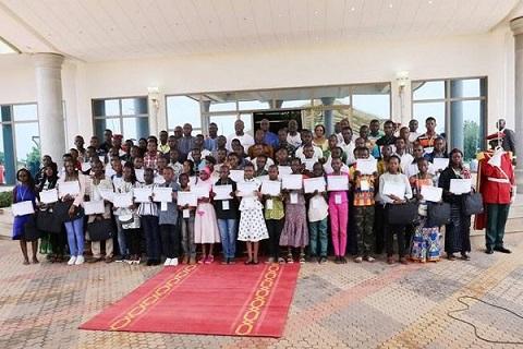 Prix d'excellence du Président du Faso: Pluie de cadeaux sur 81 ''cracks ''