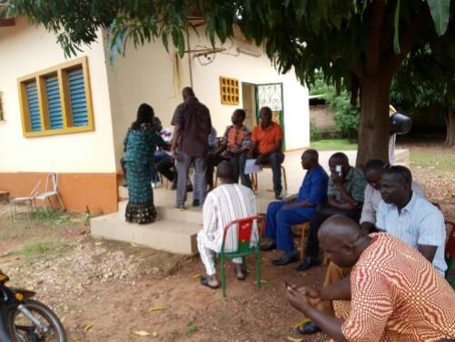 Décès de Salifou Diallo: Les bobolais dans la désolation et le regret