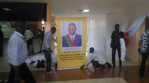 Séance exceptionnelle à l'hémicycle: Ainsi, Salifou Diallo a définitivement cédé le perchoir!