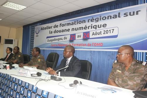 Douane numérique et commerce électronique: L'Afrique de l'Ouest et du Centre en conclave à Ouagadougou