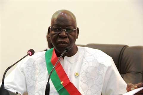 Décès de Salifou Diallo: Deuil national de 72 heures à compter du mercredi 23 août 2017
