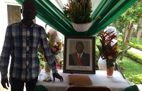 Domicile de Salifou Diallo: Tout est fin prêt pour les obsèques