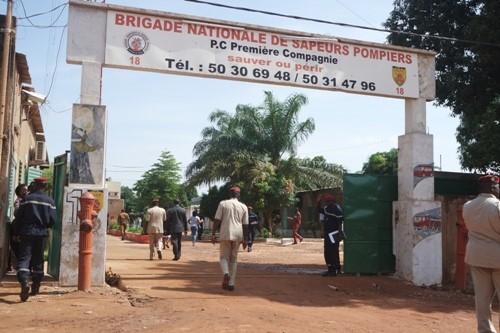 Brigade nationale de sapeurs-pompiers: Un «Ernest» à la place d'un autre