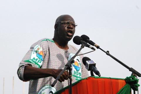 Itinéraires à l'occasion des obsèques de SEM le président de l'Assemblée nationale, le Dr Salifou Diallo