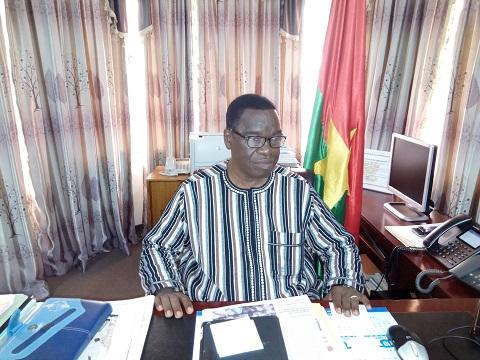 Décès de Salifou Diallo: Le président du Conseil Régional des Hauts-Bassins, Célestin Koussoubé retient de lui, «un homme déterminé et battant»
