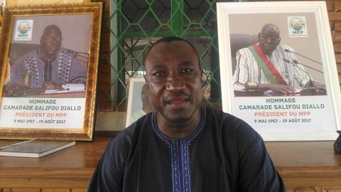 ''Salifou Diallo n'a pas été ethniciste, régionaliste; il a simplement aimé les hommes qui travaillent...'', Mamadou Ouattara, responsable MPP du Yatenga