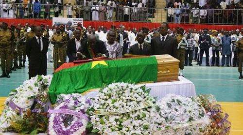 Salifou Diallo élevé à la Dignité de Grand-Croix de l'ordre national à titre posthume