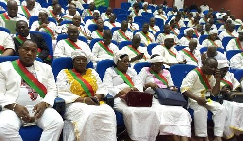 Disparition de Salifou Diallo: Des hommages et des larmes à l'Assemblée nationale