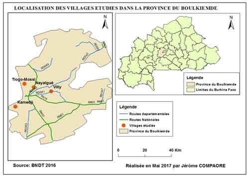 Rapport à la «saleté», stratégies de communication et adoption des latrines dans la commune urbaine de Koudougou au Burkina Faso