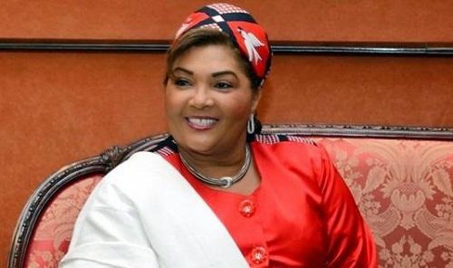 Obsèques de Salifou Diallo: Avez-vous aperçu Chantal Compaoré?