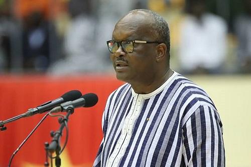 Situation nationale:  Le Président du Faso devra vite changer de fusil d'épaule