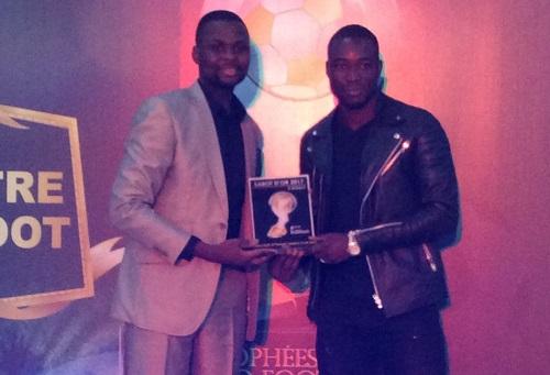 Faso-Foot: Ousmane Sylla désigné «Sabot d'or» 2017
